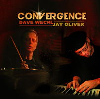 Dave Weckl & Jay Oliver – Convergence (2014)