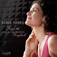 Karla Harris - Sings the Dave & Iola Brubeck Songbook CD