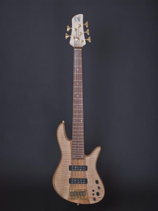 Introducing the Fodora Tom Kennedy Signature Emporor 2 Bass