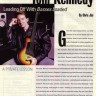 Bass Player Article, 1996