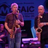 With Bob Mintzer and Bob Franseschini