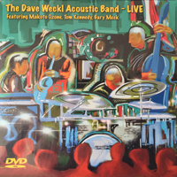 Dave Weckl Acoustic Band - Live (DVD) 2015