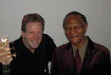 Tom with McCoy Tyner