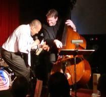 Tom in a duet with Ben Vereen